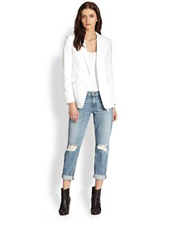 Rag & Bone - 42nd Street Mesh-Back Blazer