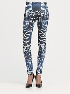 McQ Alexander McQueen - Kaleidoscope-Print Leggings