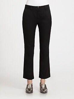3.1 Phillip Lim - Cropped Straight-Leg Pants