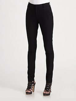Helmut Lang - Pixel Suiting Skinny Pants