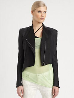 Helmut Lang - Drift Asymmetric Jacket