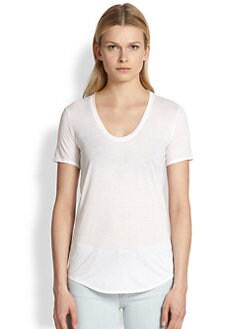 Helmut Lang - HELMUT Helmut Lang Kinetic Jersey Tee