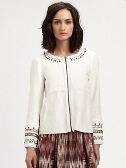 Elizabeth and James - Jayne Embellished Jacket