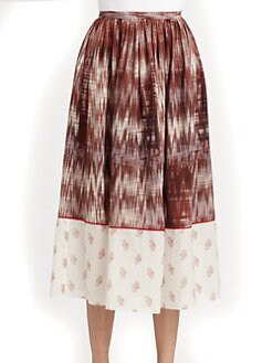 Elizabeth and James - Grant Midi Skirt