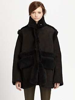 Acne - Muriel Shearling Jacket