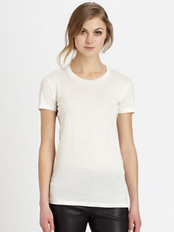 Acne - Bliss Generic Basic T-Shirt