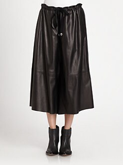 Acne - Chime Leather Pants