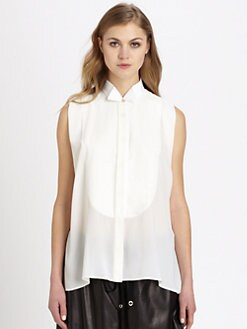 Acne - Sheena Sleeveless Shirt