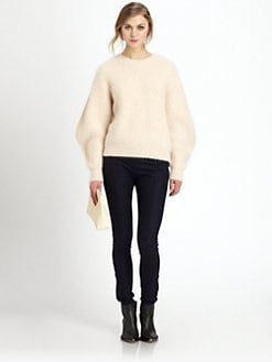 Acne - Lillian Angora Sweater