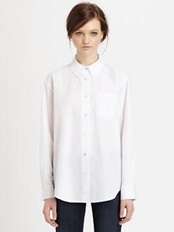 Acne - Patti Cotton Poplin Shirt