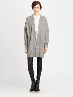 Acne - Raya Mohair-Blend Cardigan