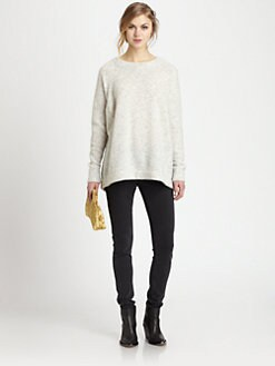 Acne - Rue Mohair-Blend Sweater