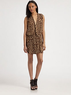 By Malene Birger - Rebel Chic Silk Dress