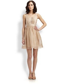Elizabeth and James - Sarafina Silk Dress