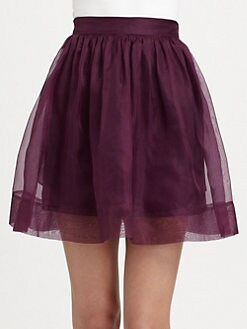 Elizabeth and James - Sarafina Silk Skirt