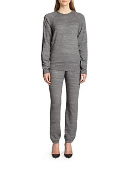 T by Alexander Wang - French Terry Sweatshirt