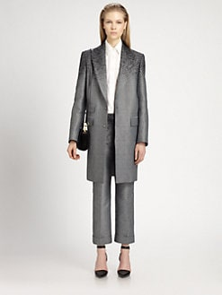 Alexander Wang - Tailored Degrade Blazer