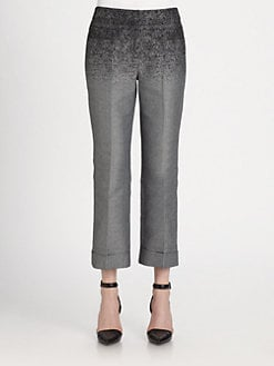Alexander Wang - Tailored Degrade Pants