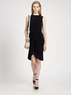 Alexander Wang - Draped Cutout Dress