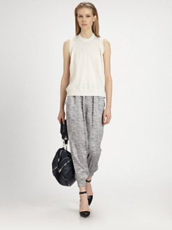 Alexander Wang - Merino Wool & Silk Tank