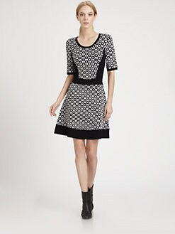 Rag & Bone - Gabi Jacquard Dress