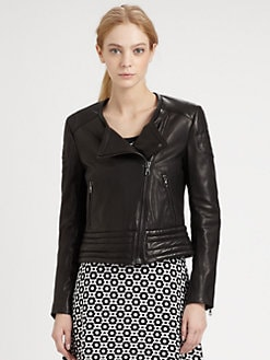 Rag & Bone - Clare Leather Jacket