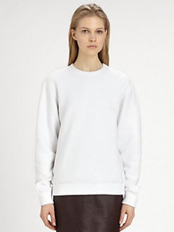T by Alexander Wang - Ottoman Sweatshirt