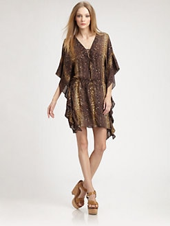 Haute Hippie - Gypsy Silk Sequin Dress