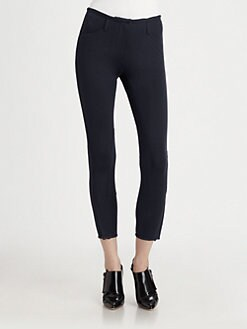 3.1 Phillip Lim - Cropped Jodphur Trousers