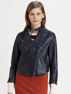 3.1 Phillip Lim - Leather Motorcycle Jacket