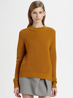 3.1 Phillip Lim - Peeled-Neck Wool Sweater
