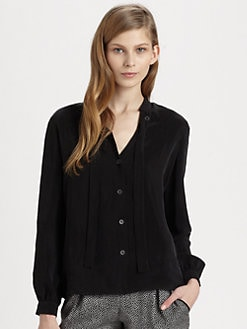 Kelly Wearstler - Crown Cutout Blouse