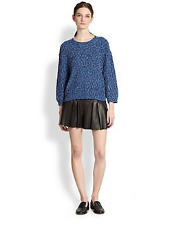 Thakoon Addition - Marled Sweater