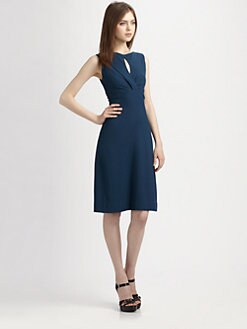 L'AGENCE - Keyhole Dress