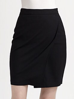 L'AGENCE - Asymmetrical Skirt
