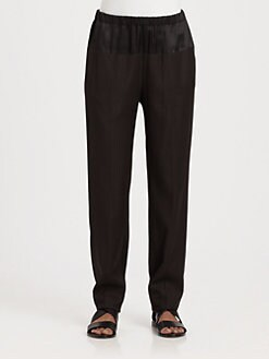 Maison Martin Margiela MM6 - High-Waist Drawstring Pants