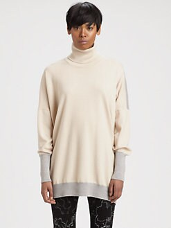 Maison Martin Margiela MM6 - Wool Turtleneck Sweater
