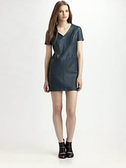 Cut 25 by Yigal Azrouel - Leather Dress