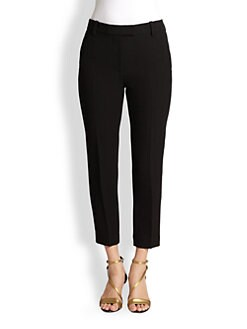 3.1 Phillip Lim - Cropped Straight Leg Pants