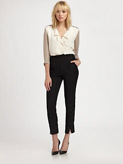 Rachel Comey - Trench Blouse