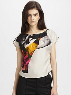 Rachel Comey - Pogue Top