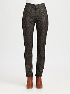 Rachel Comey - Jacquard Jeans