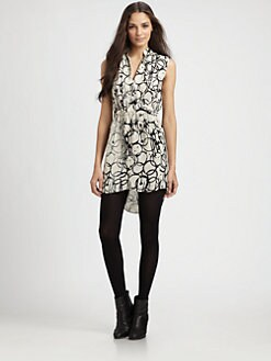 Kelly Wearstler - Bristol Hi-Lo Dress