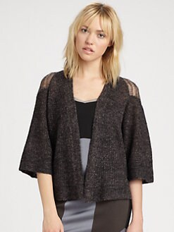 VPL - Cropped Cardigan