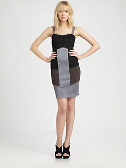 VPL - Colorblock Dress