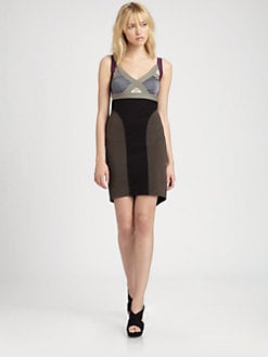 VPL - Strappy Colorblock Dress
