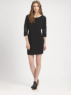 Rag & Bone - Gayatri Lace Inset Dress