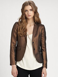 Rag & Bone - Metallic Bailey Jacket