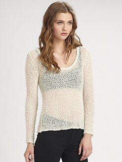 Rag & Bone - Wool Juliet Pullover
