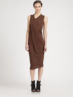 Kimberly Ovitz - Twisted Seam Dress